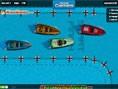 Rennboot- Wettkampf
