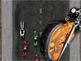Geister- Motorradfahrer