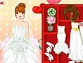 Braut in Weiß
