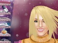 Miley Real Haircut