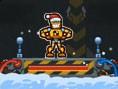 Roboter- Weitflug