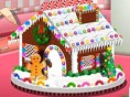 Saras Gingerbread House