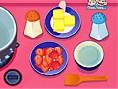 Leziz Meyveli Pasta
