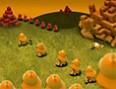 Kleine Wiesenkämpfe