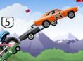 Verrücktes Stuntrennen - Stunts und Spaß im coolsten Auto Du bretterst gerne mit einem he