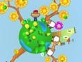 Kleiner Obstsammler