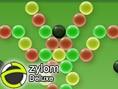Clusterz! ist ein Bubble Shooter, der dich begeistern wird! Kämpfe dich durch die Level des coo