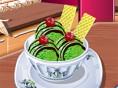 Sara's Green Tea Ice Cream