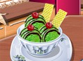 Saras Green Tea Ice Cream