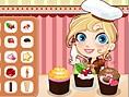 Cute Baker Cupcakes