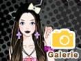 Pastel Gothic-Girl