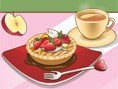 Leziz Elmalı Pasta