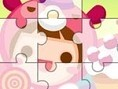 Puppy Red Puzzle