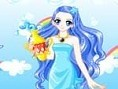 Prinzessin anziehen