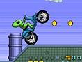 Uzaylı Motorcu