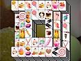 Süßigkeiten- Mahjong