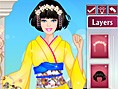 Schick im Kimono