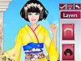 Japon Kimono Giyim