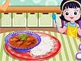 Indische Curryspezialität