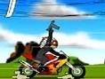 Indianischer Motoradfahrer