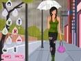 Mode an Regentagen