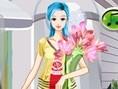 Flower Store Girl