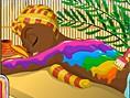Afrikanische Wellness