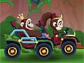 Fast and Furious durch den Dschungel - ein crazy Game auf SpielAffe.de Kiba und Kumba - die Helden v