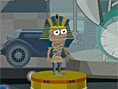 Pharao bricht aus