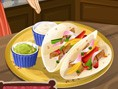 Saras Chicken Fajitas