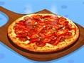 Knusprige Vier-Käse-Pizza