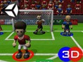 Zielen und Tor! 3D