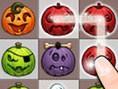 Halloween- Verbindespiel