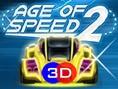 Sürat Devri 2 Oyunu 3D Araba Yar??? Oyunlar? Neon arabalar? ile m?knat?s yolda yar??a haz?r m?s