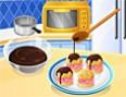 Sara ve Dondurmal? Puf Oyunu Pasta Kek Tarifleri Oyunu Arkada??m Sara ile kar??n?zday?m. Orjinal ad?