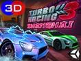 Turbo Yar?? 3 Oyunu 3D Araba Yar??? Oyunlar? Turbo Yar??? Oyunlar? serisinin 3. versiyonu ile kar??n