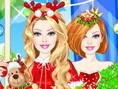 Santa Princess Dressup