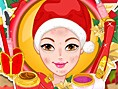 Weihnachts- Look