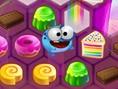 ?eker Tepe Oyunu Blok Yok Etme Oyunu Orjinal ad?Sugar Tales olan bir kurabiye canavar?n?n bir