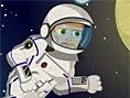 Schlauer Astronaut