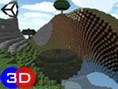 Minecraft Oyunlar? Yeni bir 3D Minecraft oyunu ile kar??n?zday?m. Fare ile hedefler, W A S D t