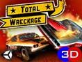 3D Araba Yar??? Oyunlar? Orjinal ad?Total Wreckage Game olan bu üç boyutlu araba y