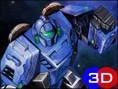3D Robot Oyunlar? Robotlar?n gezegeninde Transformersin hakimiyet mücadelesine sahne olacaks?n.