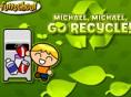 Steuerung: Tastatur Bewege Michael mit den Cursor-Tasten Ziel ist es, den Müll einzusammeln, ihn in