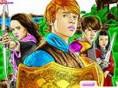 Narnia malen Kennst du den Film Der König von Narnia ? In diesem Spiel kannst du eine Zeichnung zu d