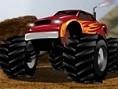 Rase mit Deinem Monster-Truck über Stock und Stein und pflüge Deinen Weg ins Ziel, bevor die Zeit ab