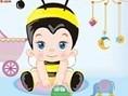 Babykuss Das süße Baby hat nur eine Windel an. Es braucht deine Hilfe beim Anziehen! Steuerung: Begi