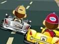 Kleine Rennfahrer