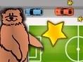 Der Bär im Verkehr
