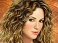 Shakira schminken